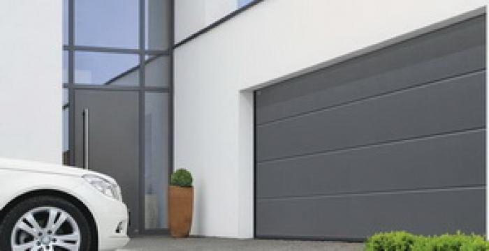 Hörmann brand quality: doors, operators, frames